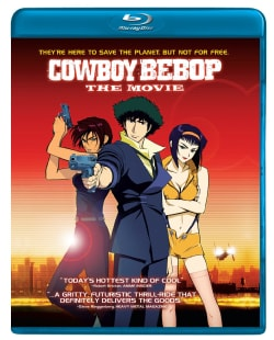 Cowboy Bebop: The Movie (Blu-ray Disc)