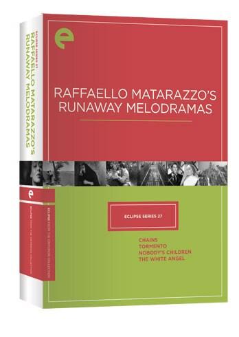 Eclipse Series 27: Raffaello Matarazzo's Runaway Melodramas (DVD)