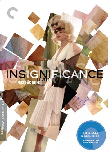 Insignificance - Criterion Collection (Blu-ray Disc)