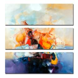 Zavaleta 'Abstract III' 3-piece Art Set