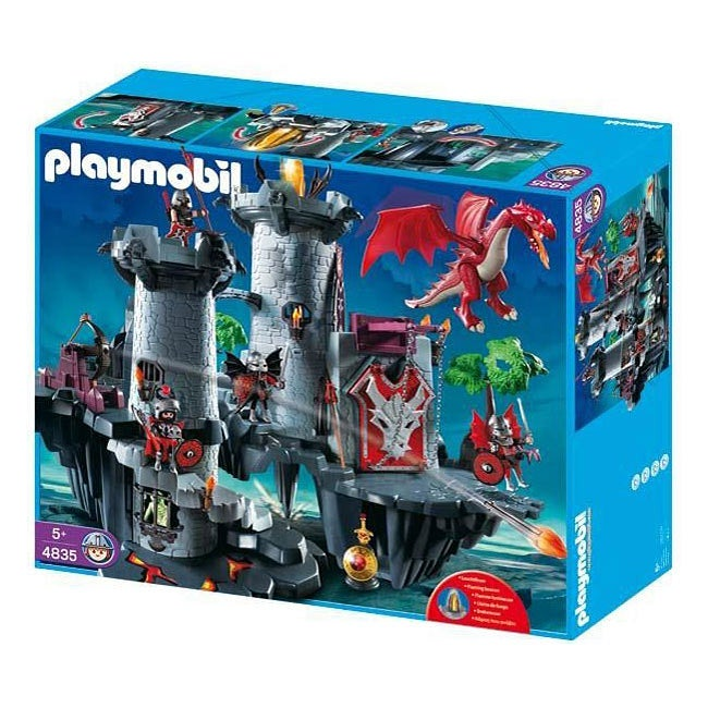 Playmobil Great Dragon Castle Play Set