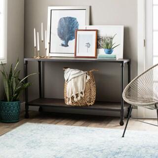 Renate Grey Sofa Table