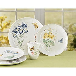 Lenox Butterfly Meadow 18-piece Dinnerware Set