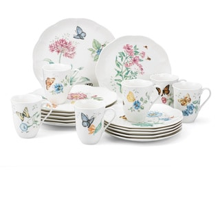 Lenox 6342794 18-Pc. Dinnerware Set