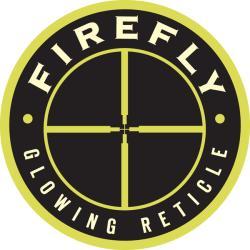 Bushnell Elite 3-9x40 Firefly Illuminated Reticle Rifle Scope
