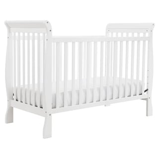 DaVinci Jamie 4-in-1 Convertible Crib in White