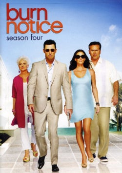 Burn Notice: Season 4 (DVD)