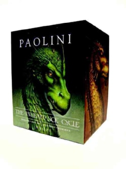 The Inheritance Cycle: Eragon / Eldest / Brisingr / Inheritance (Hardcover)
