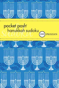Pocket Posh Hanukkah Sudoku: 100 Puzzles (Paperback)