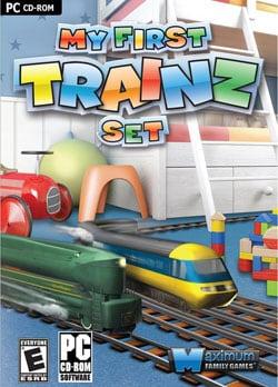 PC - My First Trainz Set