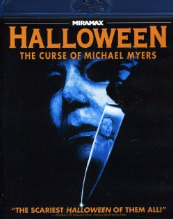Halloween VI: The Curse Of Michael Myers (Blu-ray Disc)