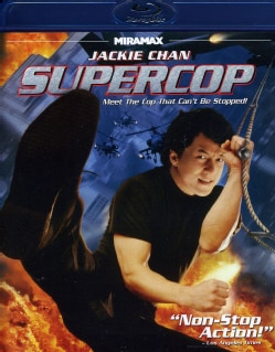 Supercop (Blu-ray Disc)