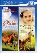 Two Bits and Pepper/The Derby Stallion (DVD)