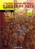 Classics Illustrated Deluxe 7: Around the World in 80 Days (Hardcover)