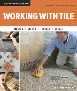 Working With Tile (Paperback)