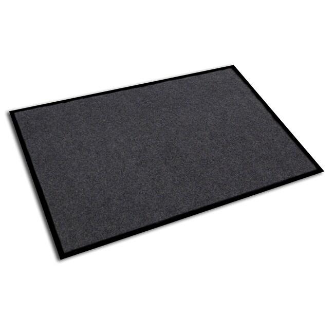 Floortex Ecotex Granite 36 x 48-inch Plush Entrance Mat
