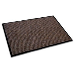 Floortex Ecotex Brown 36x48-inch Rib Entrance Mat