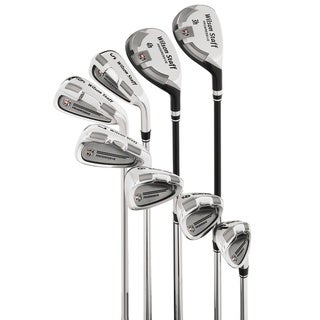 Wilson Staff Men's Progressive Hybrid/ Iron Combo Set