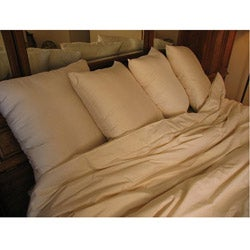 Organic Eco-Valley Wool Firm Pillow