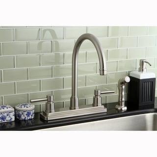 Concord Satin Nickel Kitchen Faucet