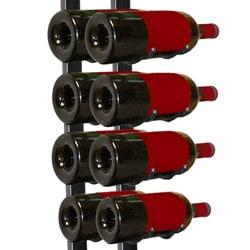 Epicureanist 18-bottle Metal Wine Rack