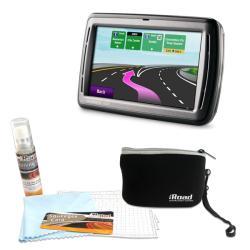 Garmin nuvi 855 4.3-inch Portable GPS Navigator (Refurbished)