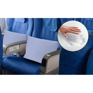 Bodipedic Gel-insert Molded Travel Pillow
