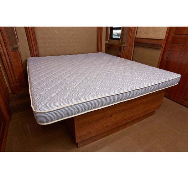 Innerspace 5 5 Inch 3 4 Size Rv Foam Mattress Overstock Shopping Great Deals On Innerspace