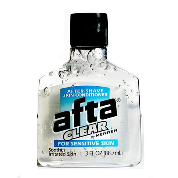 Afta Clear Aftershave 3-ounce 'Sensitive Skin' Skin Conditioners (Pack of 4)