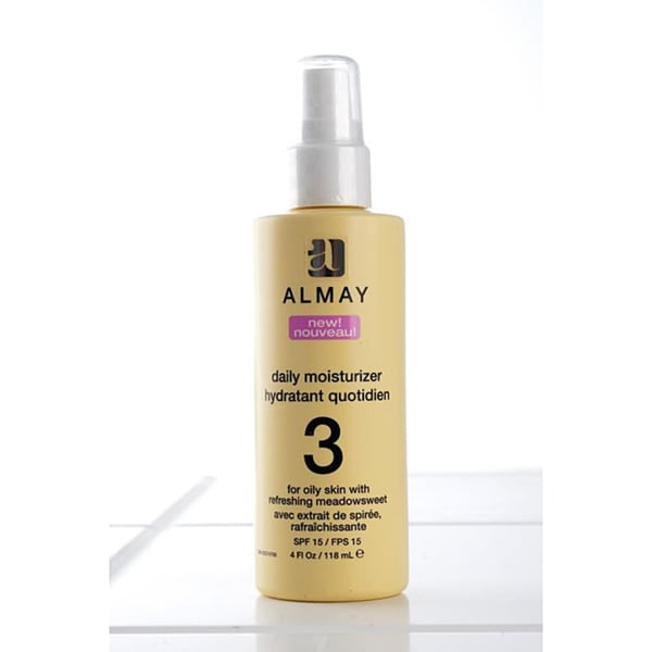 Almay 4-ounce 'For Oily Skin' SPF 15 Daily Moisturizers (Pack of 4)