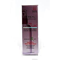 L'Oreal 1.7-ounce EverPure Rosemary Mint Frizz-Free Serums (Pack of 4)