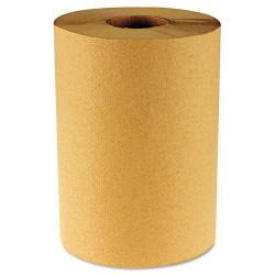Boardwalk Natural Hardwound 800-foot Paper Towels (Pack of 6)