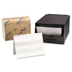 Georgia Pacific 2-ply White Embossed Dispenser Napkins (Case of 6,000)