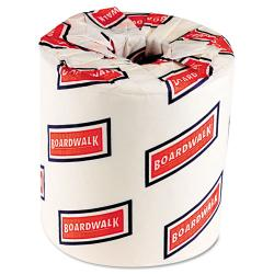 Boardwalk White Bath Tissue (Case of 96)