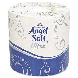 Angel Soft Two-Ply Premium Bathroom Tissue (Case of 60)