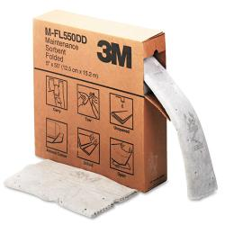 3M 10.5-gallon Folded Maintenance Sorbent