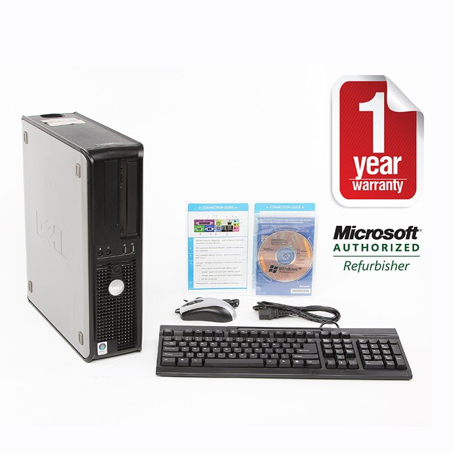 Dell Optiplex 330 1.8GHz 750GB CDesktop Computer (Refurbished)
