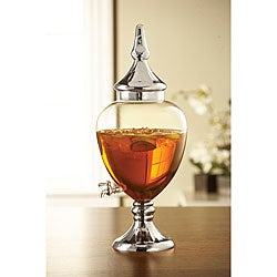 Fifth Avenue Crystal 304-ounce Beverage Dispenser