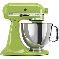 KitchenAid RRK150GA Green Apple 5-quart Artisan Tilt-Head Stand Mixer (Refurbished)