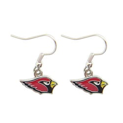Arizona Cardinals Dangle Logo Earrings