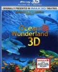 Ocean Wonderland 3D (Blu-ray Disc)
