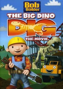Bob The Builder: Big Dino Dig Movie (DVD)