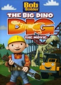 Bob The Builder: Big Dino Dig Movie (DVD)