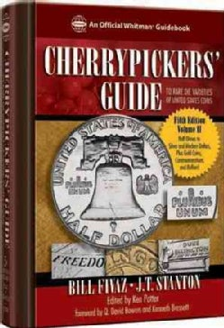 Cherrypickers' Guide to Rare Die Varieties of United States Coins (Spiral bound)