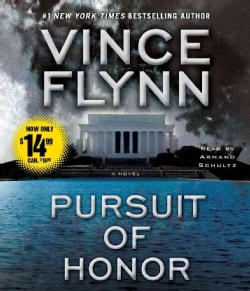 Pursuit of Honor (CD-Audio)