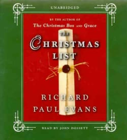 The Christmas List (CD-Audio)