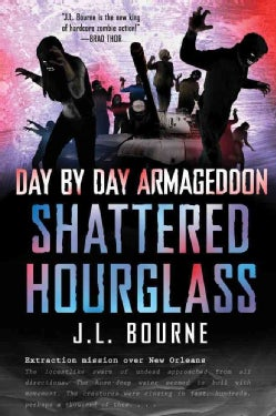 Shattered Hourglass (Paperback)
