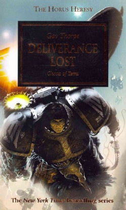 Deliverance Lost: Ghosts of Terra (Paperback)