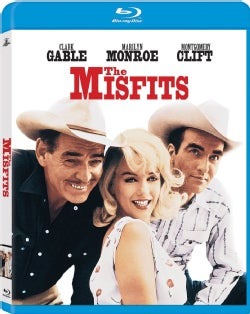 The Misfits (Blu-ray Disc)