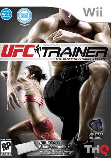 Wii - UFC Personal Trainer - By THQ